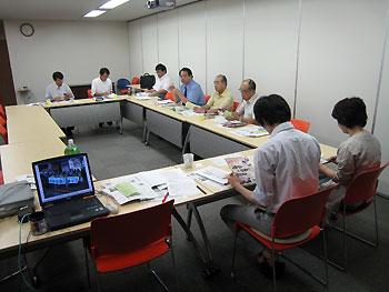 2008年度第4回世話人会